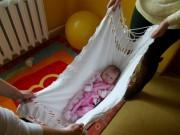Sposób na spokojne dziecko:)